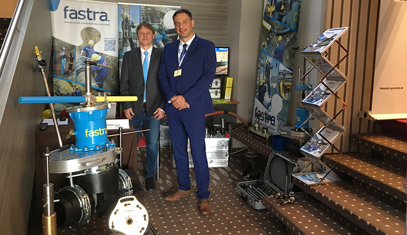 Company FASTRA in specialist gas conference in Croatian Opatija